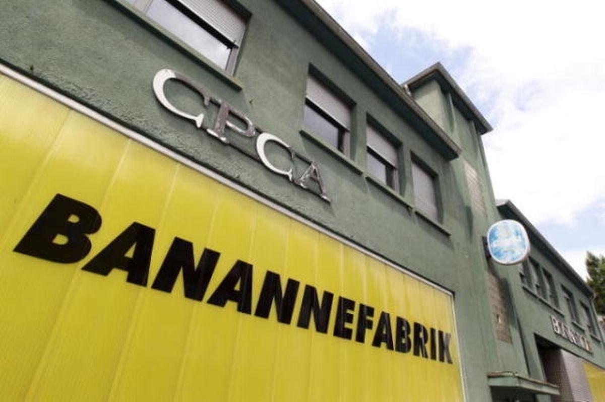 La Banannefabrik inaugurée à Bonnevoie en septembre 2011.