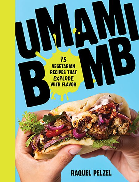 Raquel Pelzel: Umami Bomb, Workman Publishing, 2019, 17,71 Euro ISBN-13: 978-1523500369