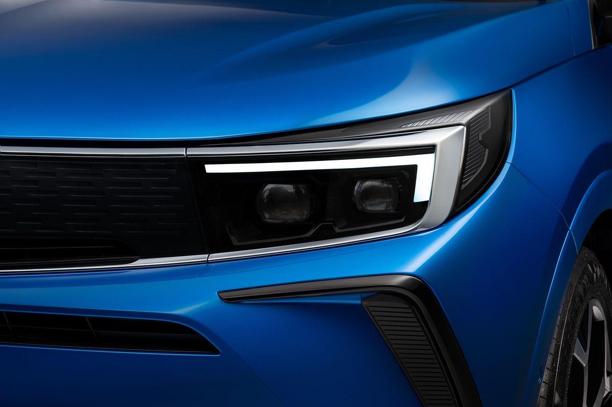 Erstmals gibt es für den Opel jetzt auch ein Nachtsichtsystem.