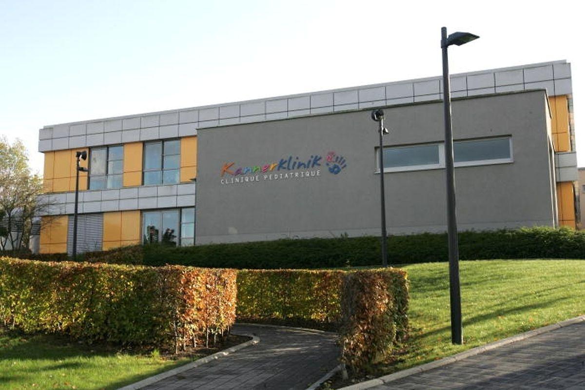 Les locaux de la nouvelle Maison médicale se trouvent dans les murs de la Clinique pédiatrique (Kannerklinik).