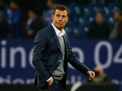 Schalke-Trainer Markus Weinzierl dürfte wenig begeistert sein.