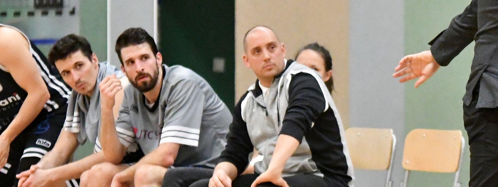 Chris Wulff (r.) wird Cheftrainer an der Mosel.