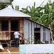 Die neuen Häuser wurden robuster und sturmtauglicher gebaut.
