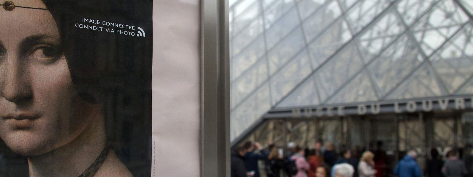 Die Ausstellung im Louvre ist noch bis zum 24. Februar 2020 zu sehen - jedoch bereits bis zum 2. Januar voll ausgebucht