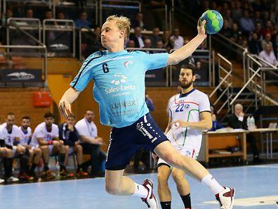Dany Scholten foi um dos melhores jogadores da formação luxemburguesa em campo