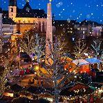 Mercado de Natal do Luxemburgo é um dos 10 melhores da Europa
