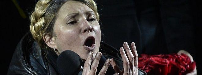Julia Timoschenko ist zurück und nimmt Kurs auf das politische Spitzenamt.