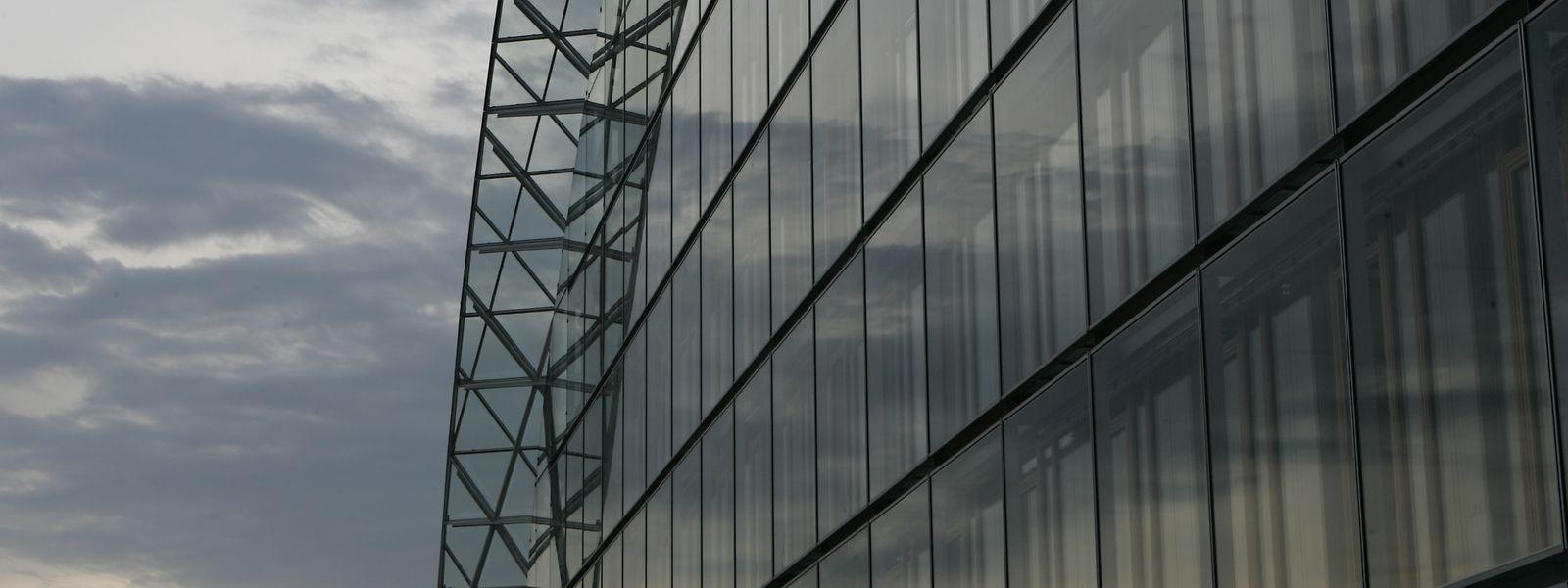Im November 2013 ereignete sich ein tragischer Vorfall im Gebäude der Europäischen Investitionsbank in Kirchberg.