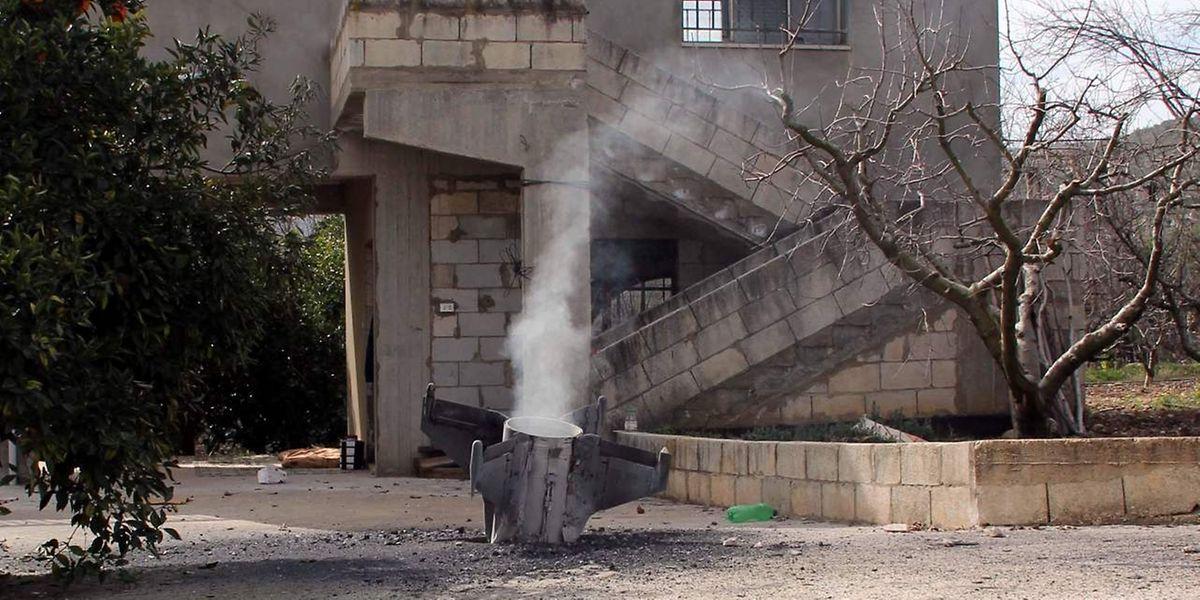 Der Zwischenfall mit einer Rakete im Libanon zeigt, dass der Konflikt in Syrien weit über die Grenzen des Staates hinausgeht.