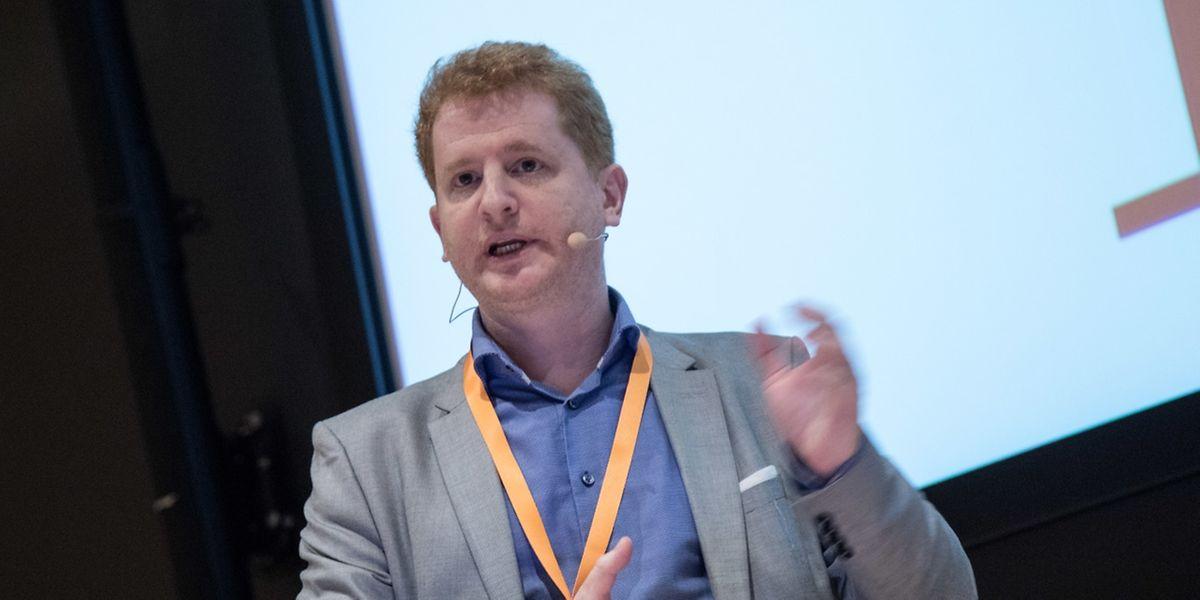 Guy-Philippe Goldstein a plaidé pour une nouvelle stratégie appuyée sur un nouveau management