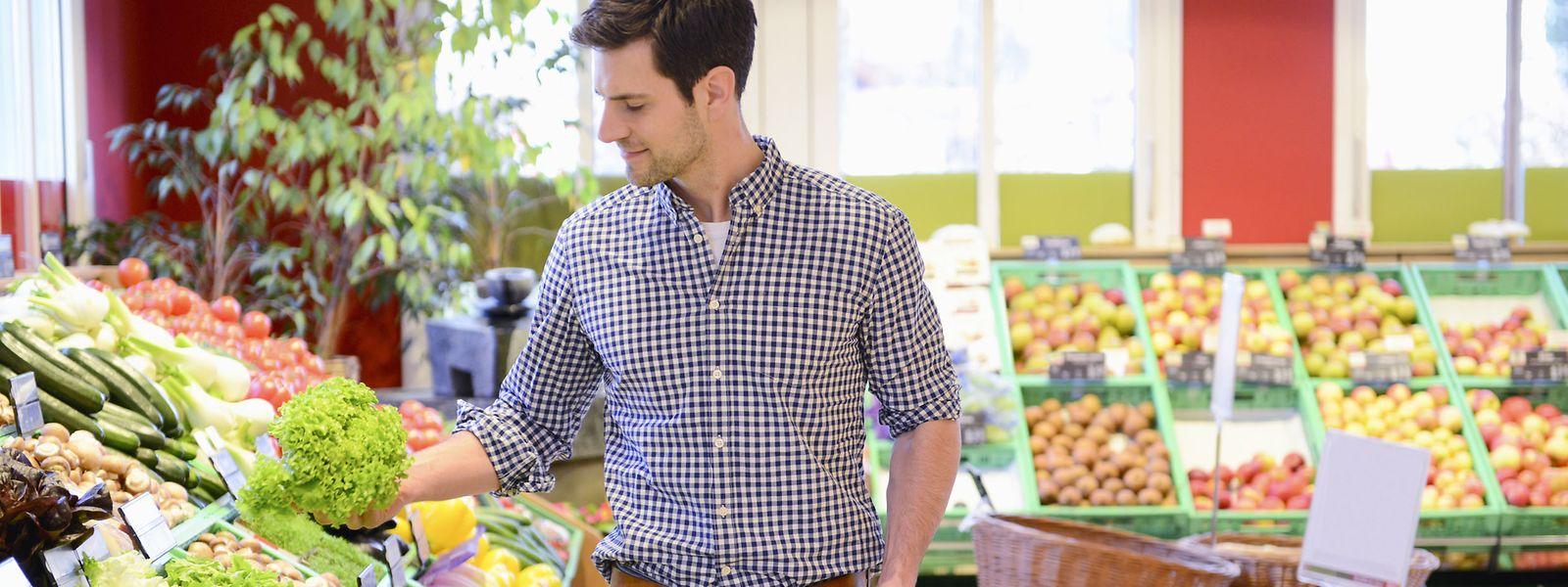 Au Luxembourg, 81% des produits biologiques sont achetés en grandes surfaces.