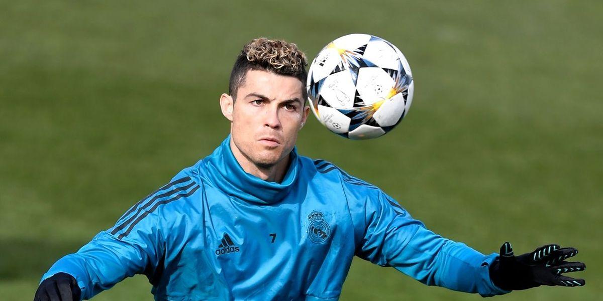 Le Real Madrid de Cristiano Ronaldo s'apprête à jouer gros, ce mercredi face au PSG