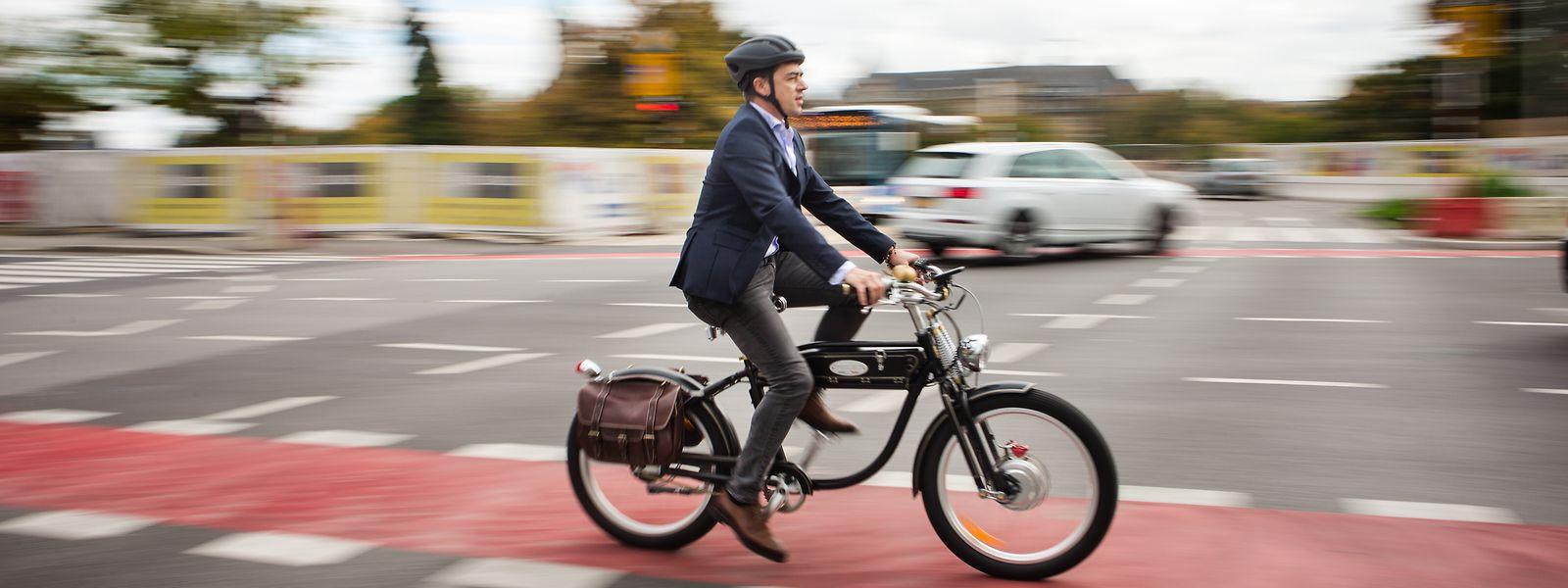 Le vélo électrique a gagné en attrait avec la crise sanitaire.