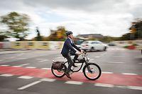 Die Covid-19-Krise sorgt für einen Boom im Fahrradverkehr. Doch bei der geeigneten Infrastruktur mangelt es laut Experten noch.