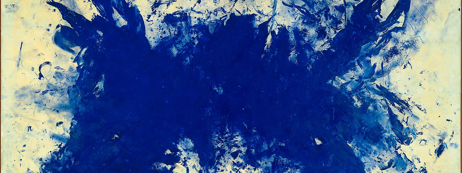 Yves Klein, un artiste à découvrir dans toute sa diversité.