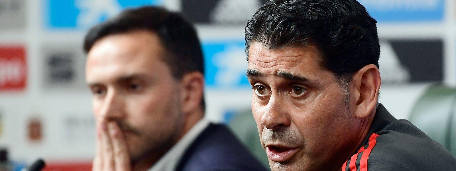 """De acordo com o ex-jogador do Real Madrid, """"o que sucedeu não é justificação para não lutarmos pelo objetivo que trouxemos, lutar pelo mundial""""."""