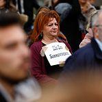 Marcha pelas vítimas de violência doméstica foi até ao Parlamento