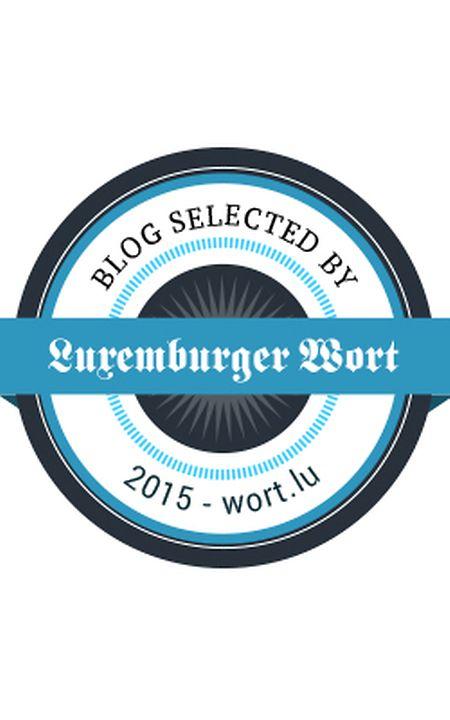 Blogger können auf Wunsch diese Plakette von uns erhalten, um zu dokumentieren, dass ihr Blog vom Luxemburger Wort gelistet worden ist.