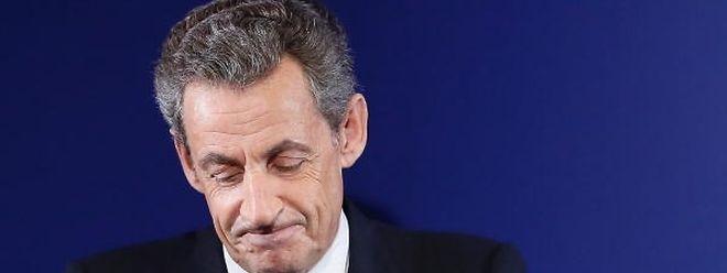 Parteichef Wauquiez erhebt Vorwürfe gegen Ex-Präsident Sarkozy (Bild).