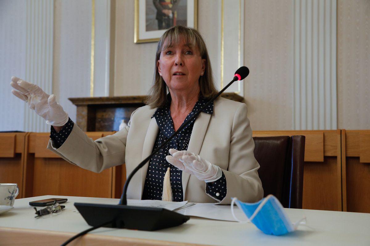 Auf die Mitarbeiter der Gemeinde der Hauptstadt kommt in den kommenden zwei Wochen viel Arbeit zu, weiß Bürgermeisterin Lydie Polfer.