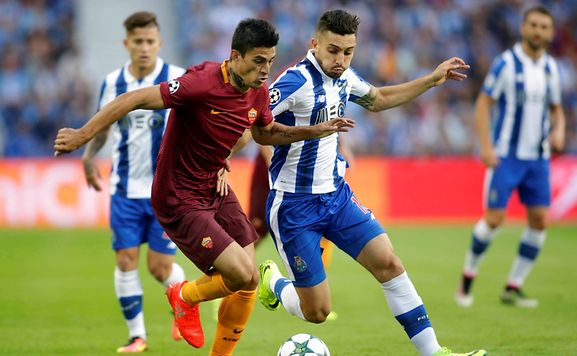 CL-EURO - Barrages - Retour : Le FC Porto élimine l'AS Roma