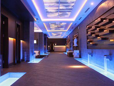 Auf eine Wellness-Abteilung möchte kaum noch ein Hotel verzichten. Nicht immer allerdings sind sie so grosszügig wie diese. (Foto: Fern Morbach)