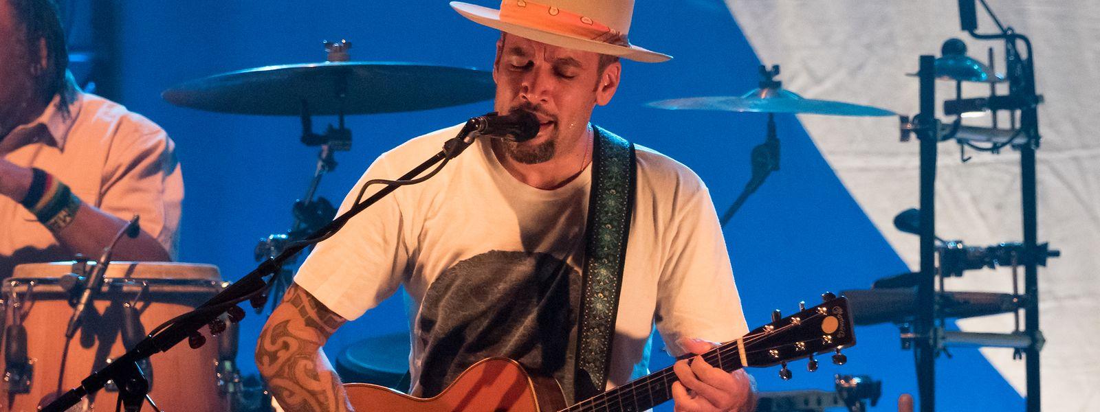 Ben Harper kehrt nach seinem Auftritt im Jahr 2016 mit neuen Songs in die Rockhal zurück.