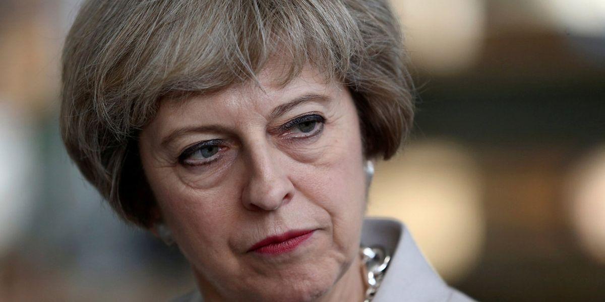 Für Premierministerin Theresa May wird es wohl keine einfache Sitzung werden.
