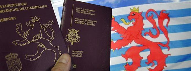 In Luxemburg haben 46 Prozent der Einwohner keinen luxemburgischen Pass.