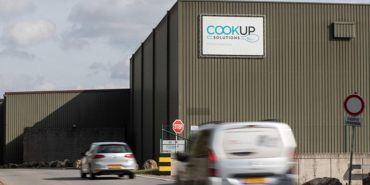Tavola opère à Capellen sous le sigle de Cookup solutions, autrefois Comigel.