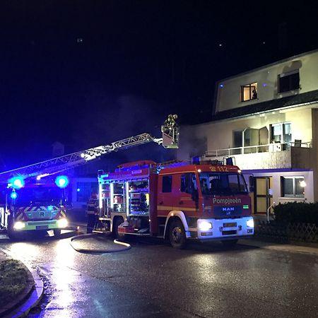Der Brand konnte schnell gelöscht werden.