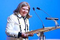 Sibylle Lewitscharoff erhiellt den Georg-Büchner-Preis 2013.
