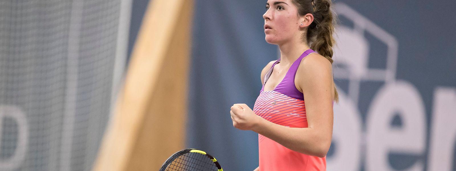Eléonora Molinaro steht in Grenoble im Viertelfinale.