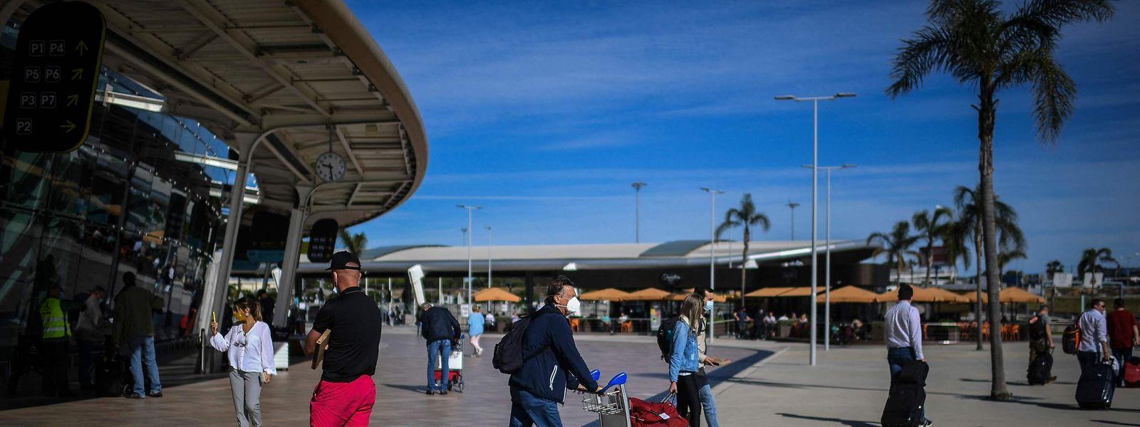 Turistas britânicos regressam ao Algarve