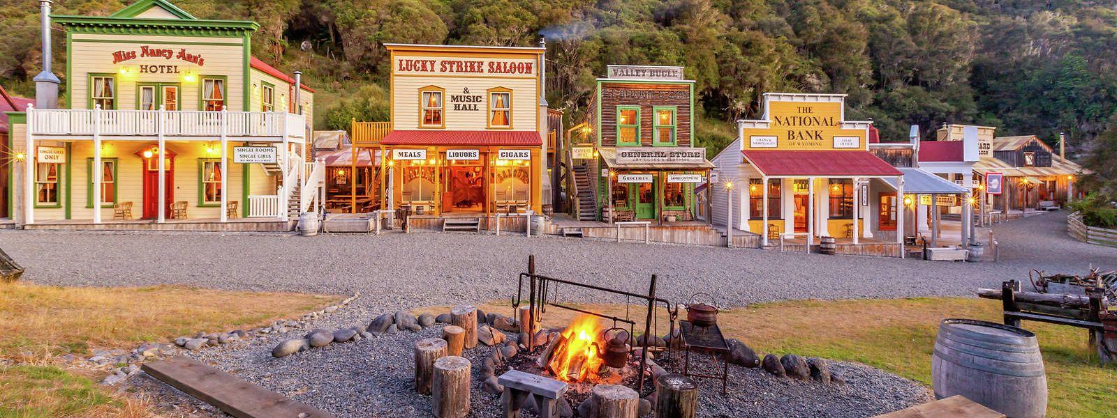 Die pittoreske Cowboy-Location befindet sich nicht etwa in den USA, sondern in Neuseeland.