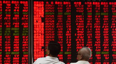 Chinese shares will be included for the first time in a leading US-based index of emerging market shares