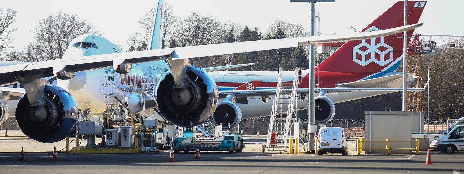 L'expérience de Cargolux a été d'une grande utilité au cours des derniers jours.