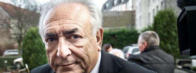 Im Prozess hatte Dominique Strauss-Kahn erklärt, er habe nicht gewusst, dass es sich bei seinen Sexualpartnerinnen um Prostituierte gehandelt habe.