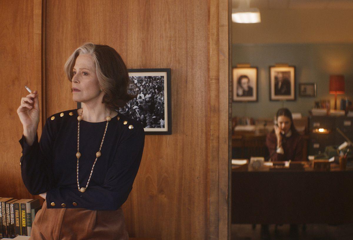 """""""My Salinger Year"""" ist der Eröffnungsfilm der Berlinale 2020. Eine der Hauptrollen spielt Sigourney Weaver (l.)"""
