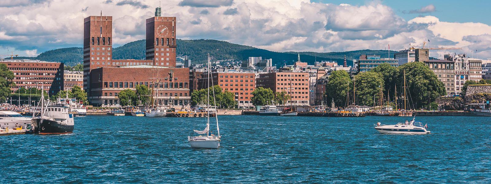 Norwegen (hier die Hauptstadt Oslo) ist äußerst lebenswert - stellte die UN in ihrer Studie fest.