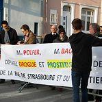"""""""Drogas e prostituição fora do bairro da Gare do Luxemburgo"""""""