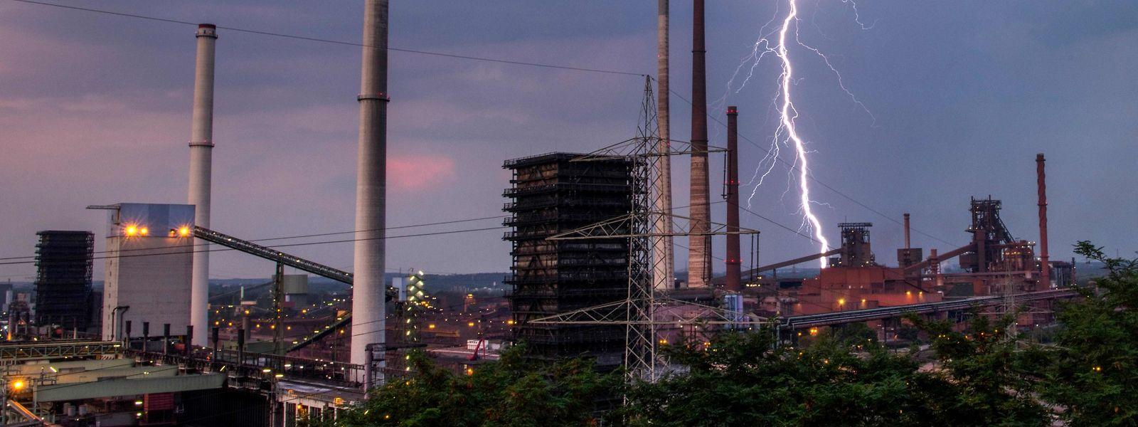 Les commandes industrielles ont, en moyenne, reculé de 1% chaque mois depuis début 2019.
