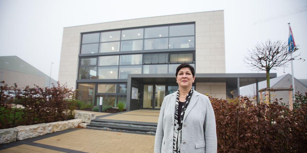 Marion Zovilé-Braquet ist seit Dienstag offizielle neue Bürgermeisterin in Contern.