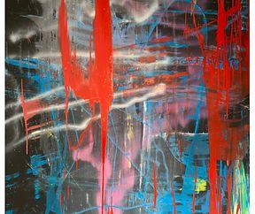Fin de l'exposition AWOL by Christian Neuman
