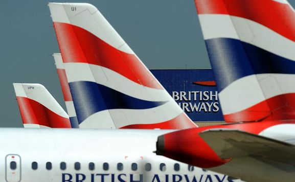 BA cancels all afternoon flights from Gatwick Airport