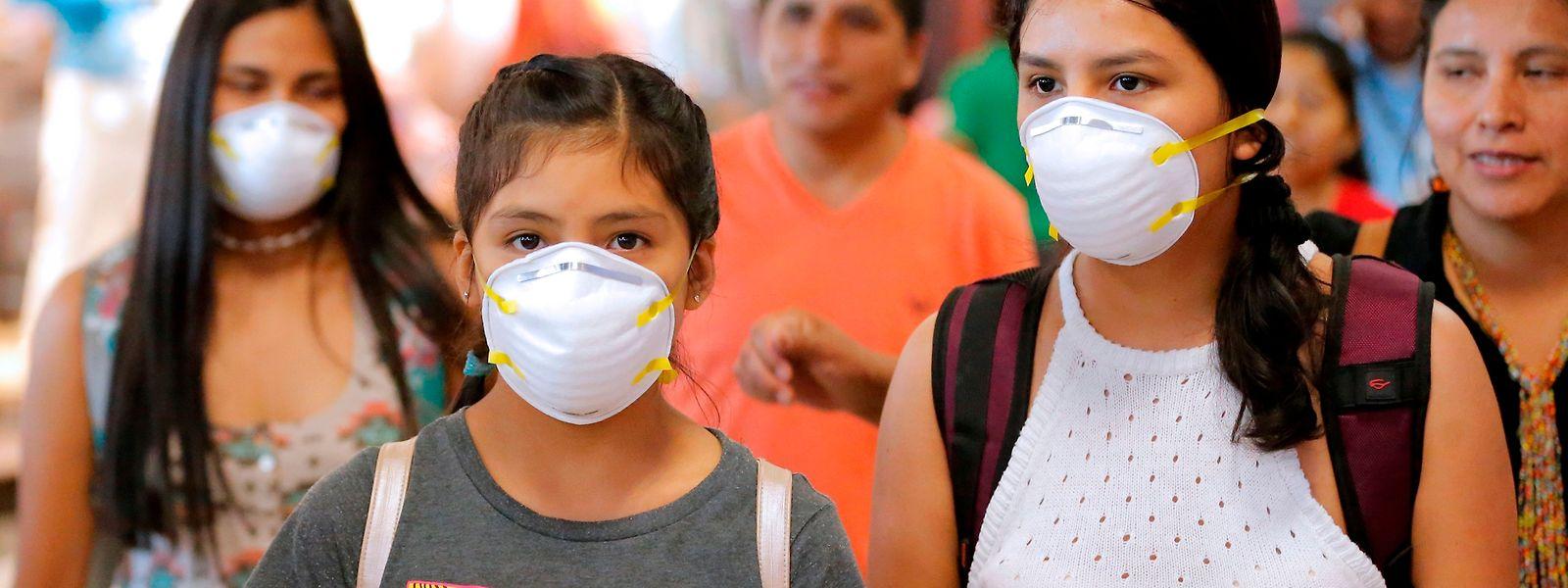 Gelten Kinder bei der Grippe als Übermittler, ist dies beim Corona-Virus weniger der Fall.