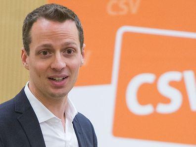 Serge Wilmes, CSV, Foto Lex Kleren