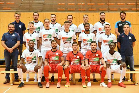 Futsal: le Racing et le FCD03 en pole