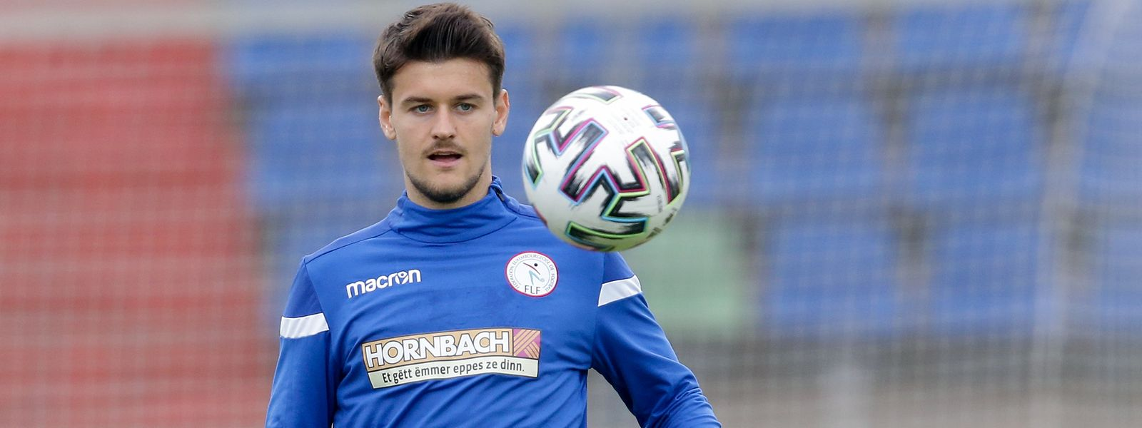 Nationalspieler Olivier Thill trifft in zwei Conference-League-Qualifikationsspielen in Folge.
