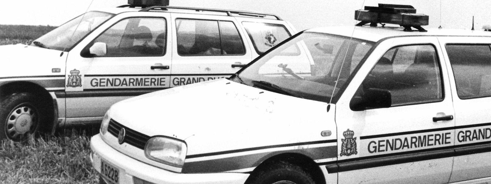 Die Gendarmerie konnte den flüchtigen Täter im Jahr 1990 bereits nach wenigen Kilometern stoppen. Nun wurde erneut nach Jean F. gefahndet.